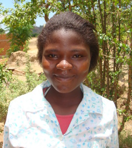 Isabail is working towards her dream of becoming a nurse